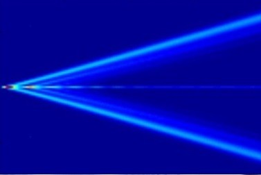 Numerical methods in quantum optics - photon flight image
